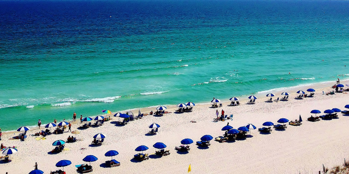 14. Pensacola Beach, Florida