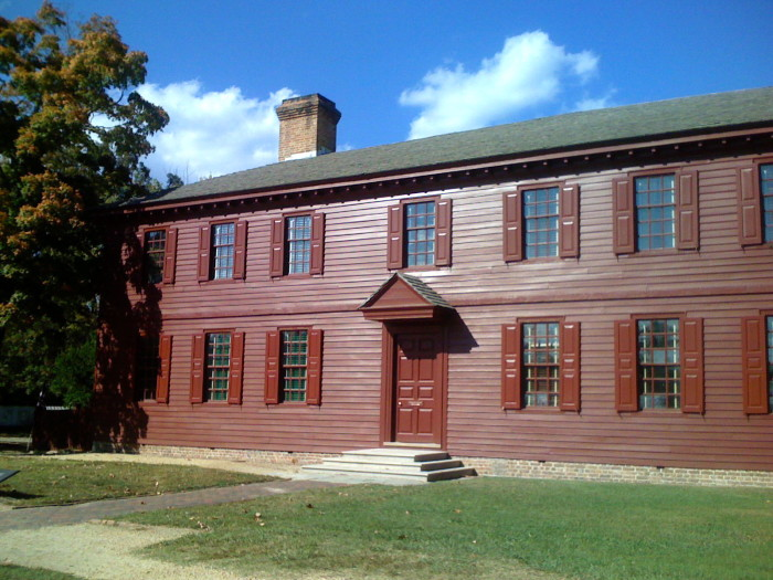 12. The Peyton Randolph house (built in 1715) is considered to be one of the most haunted houses in America.
