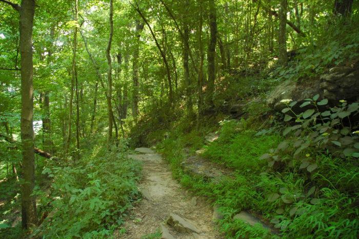 7. Monte Sano State Park
