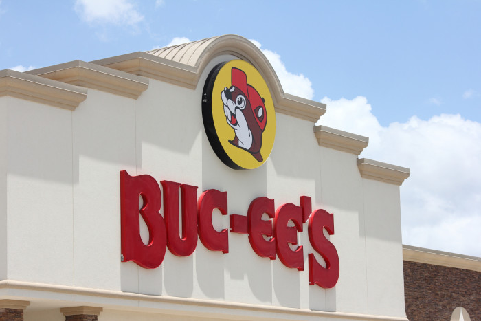 11. Make a pit stop at your nearest Buc-ee's and use the cleanest bathrooms in America. And don't forget the beaver nuggets!