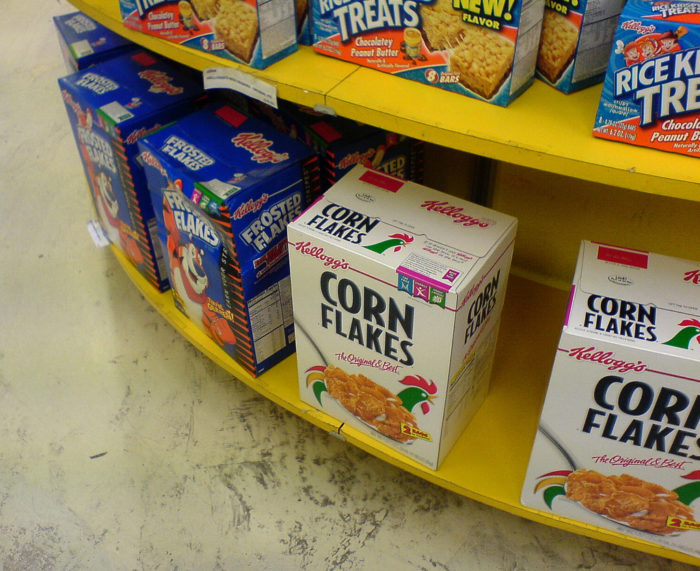 2. In Columbus, it is illegal for stores to sell Corn Flakes on Sunday.