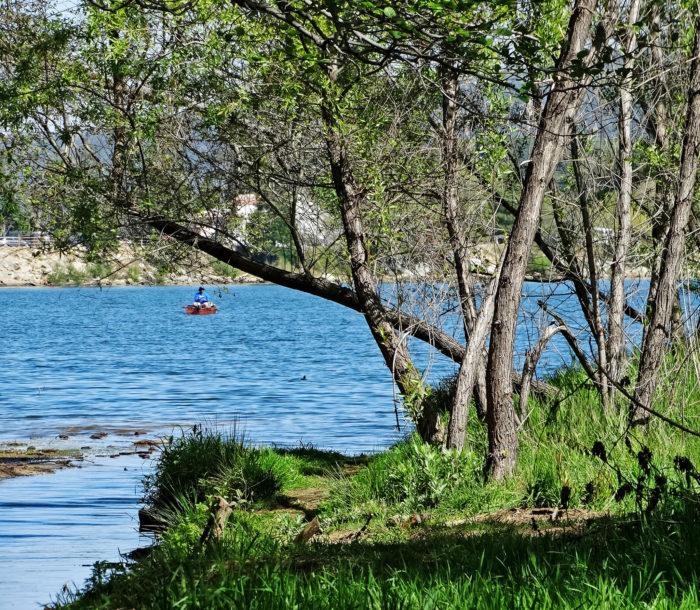 6. Lake Gregory