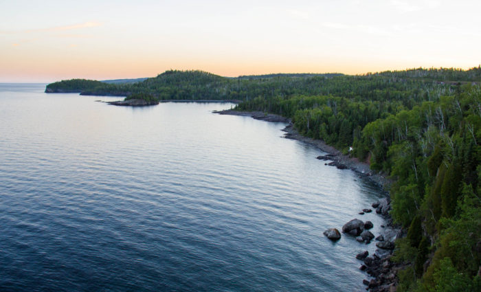 Or any of the other 8 state parks or towns on the gorgeous North Shore.