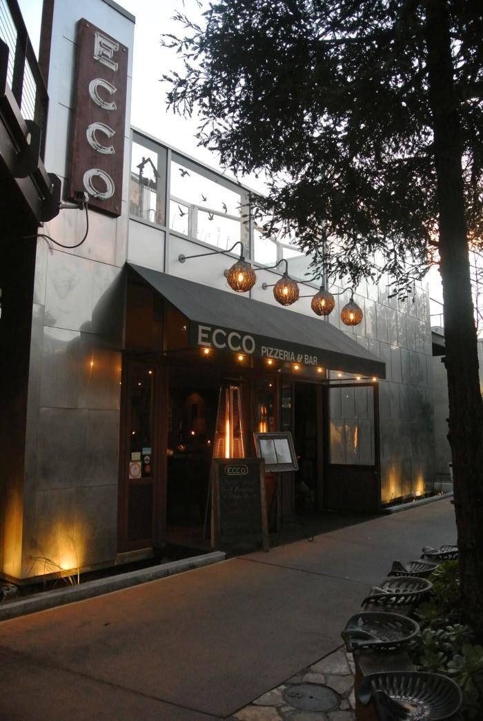 5. Ecco Pizzeria and Bar -- Costa Mesa/Anaheim/Irvine
