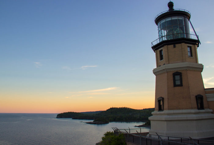 Most of us know it as the small town we drive through when after we leave Duluth on our way up to Gooseberry Falls State Park or Split Rock Lighthouse State Park.