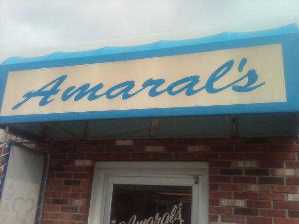 3. Amaral's, Warren
