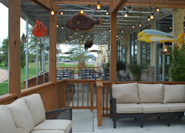 5. Big Fish Grill on the Riverfront, Wilmington