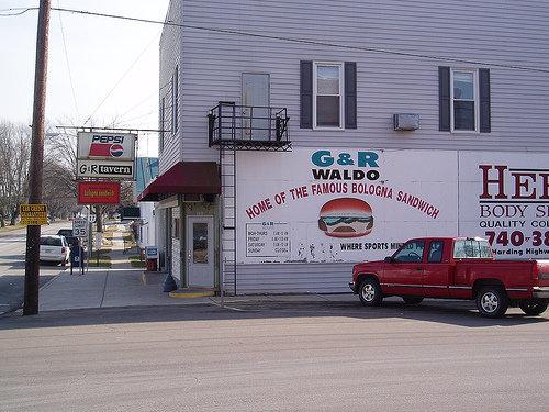 6. G & R Tavern (Waldo)