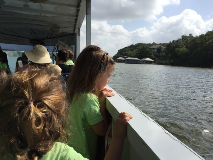 7. Learn about Austin on land and lake with Austin Duck Adventures.