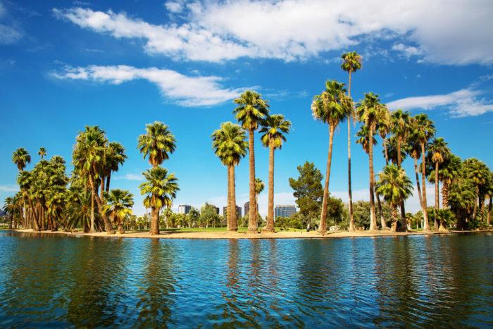 6. Islands at Encanto Park