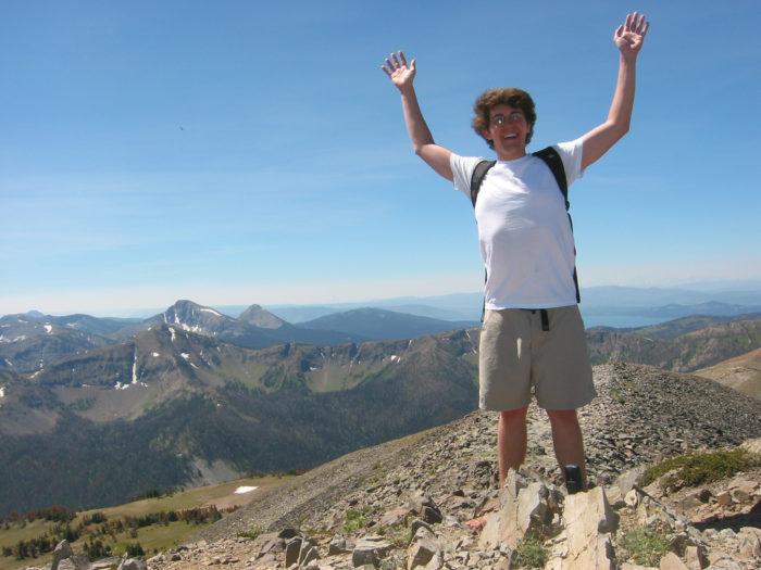 10. Avalanche Peak