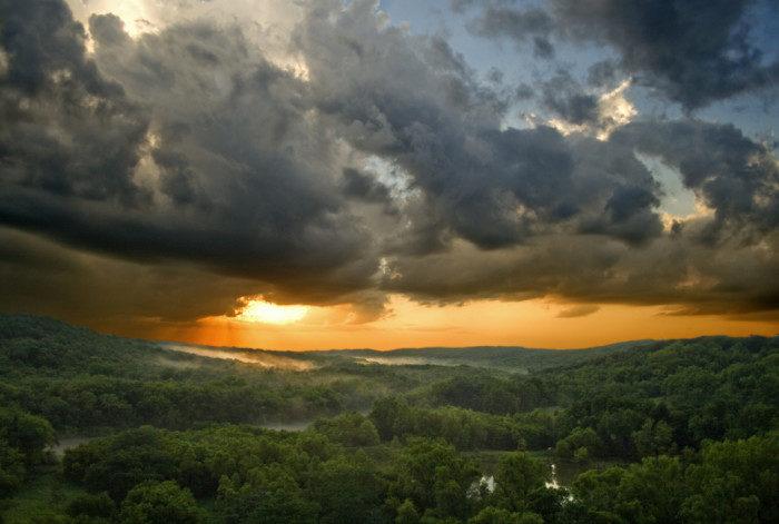 Iowa: Iowa River Valley