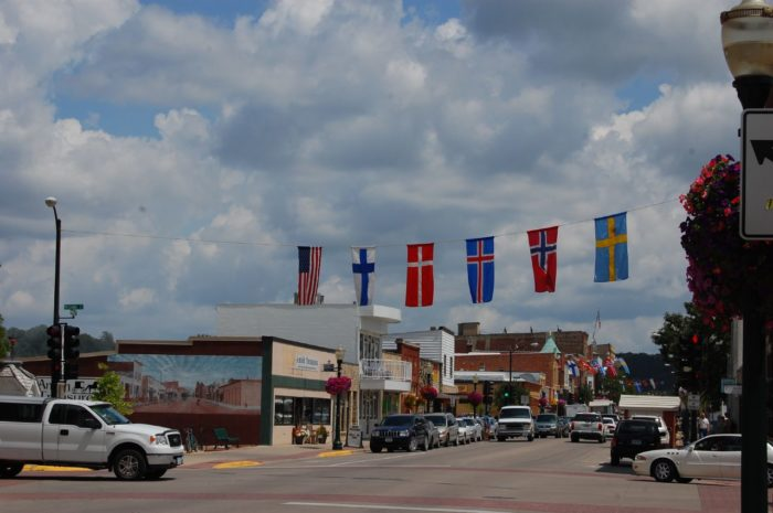 Whether you're looking to spend a day or a decade in Decorah, there will always be something to do. If you're a fan of festivals, you can't miss Nordic Fest.