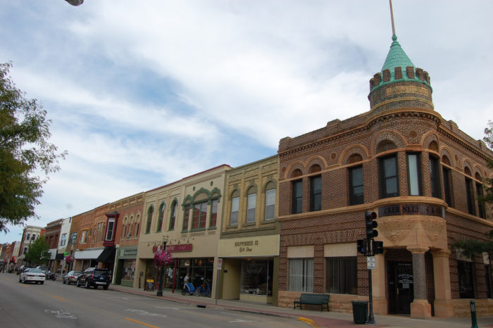 Not to mention Decorah has been rated as one of the safest cities, as well as one of the best cities to raise a family in. What more could you ask for in a town?