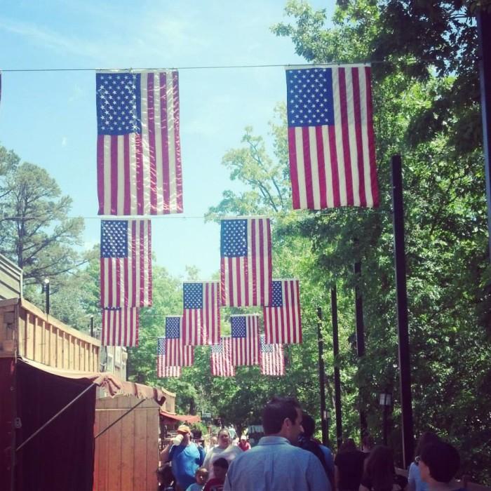 2.Bluegrass & BBQ Festival, Silver Dollar City, Branson