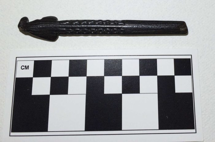 2.Bone tool from Boone County