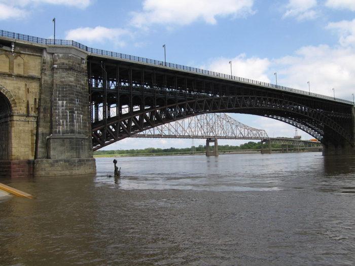 2.Eads Bridge, St. Louis
