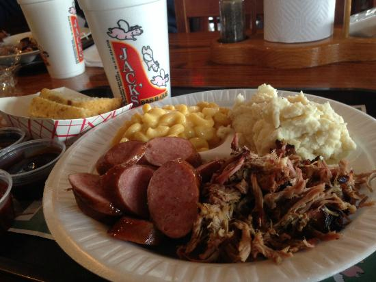 2. Jack's Barbeque
