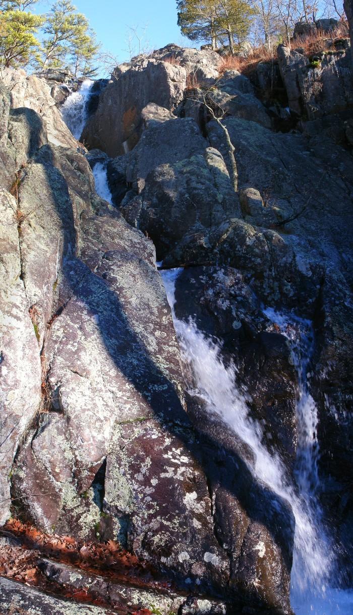 3.Mina Sauk Falls, Taum Sauk Mountain
