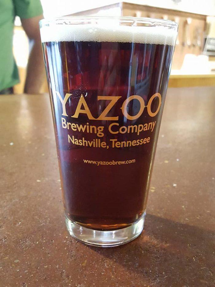 2. Yazoo Brewing Company