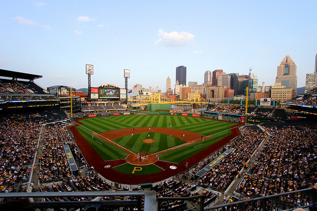 2. Go to a Steelers/Pens/Bucs game.