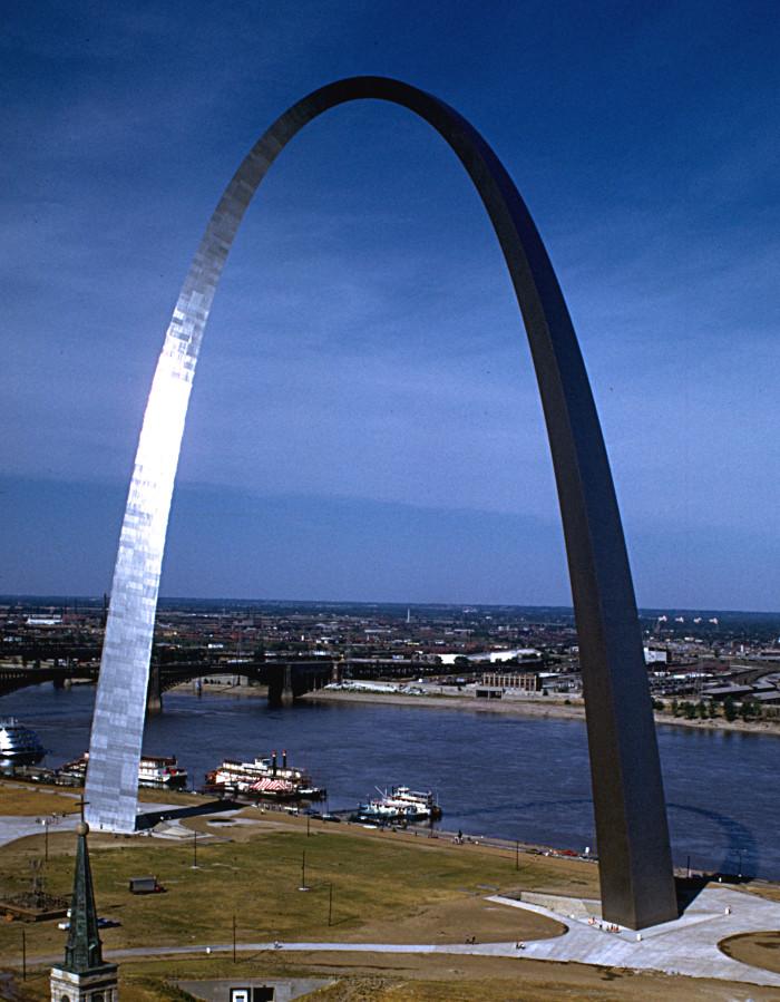 2.The Gateway Arch