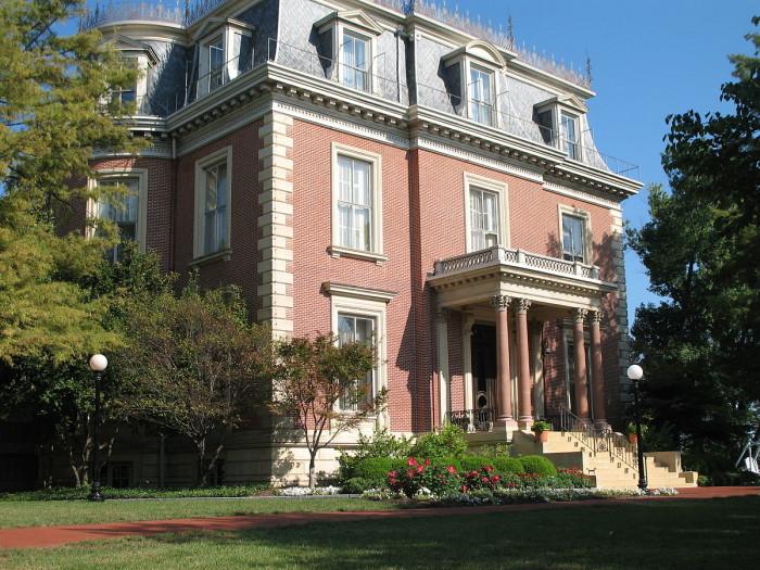 2.2.  Missouri-governor-mansion