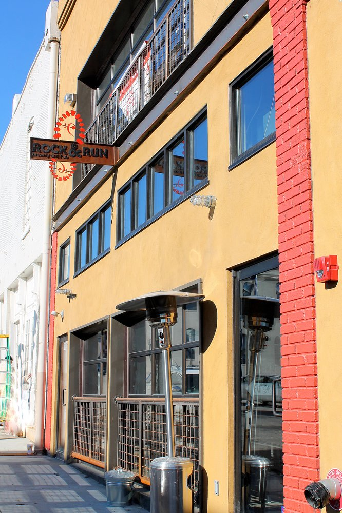 20.  Highest rated restaurant in Liberty:  Rock & Run Brewery