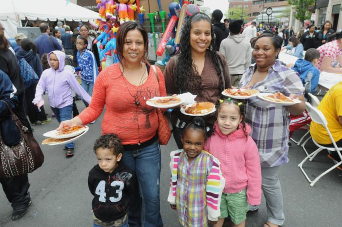 8. World's Largest Pancake Breakfast, Springfield