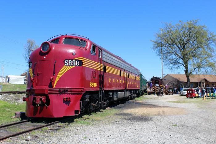 2.St. Louis Iron Mountain & Southern Railway