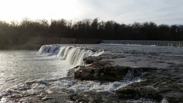 2. Grand Falls, Missouri