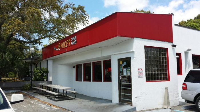 1. Big Mike's Soul Food, Myrtle Beach