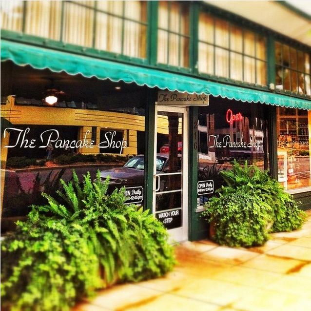 4. The Pancake Shop (Hot Springs)