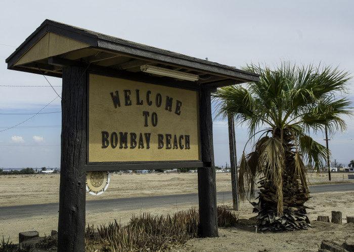 California: Bombay Beach