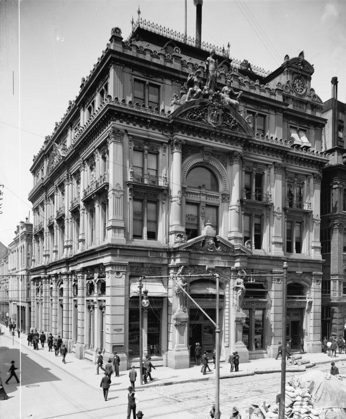 11) Cotton Exchange, 1903