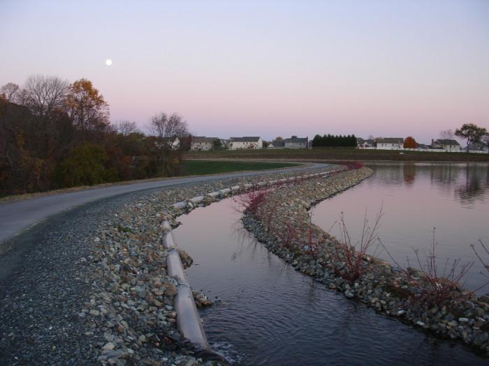 15. The Newark Reservoir, Newark