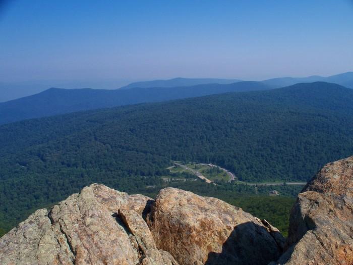 4. Mary's Rock (3.7 miles)