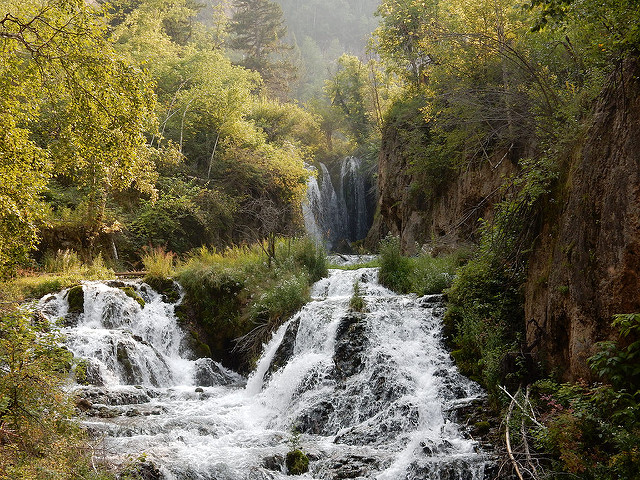 3. Spearfish Canyon