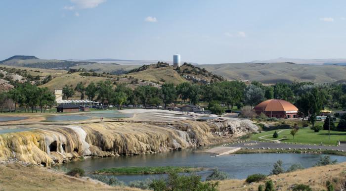 4. Thermopolis Hot Springs