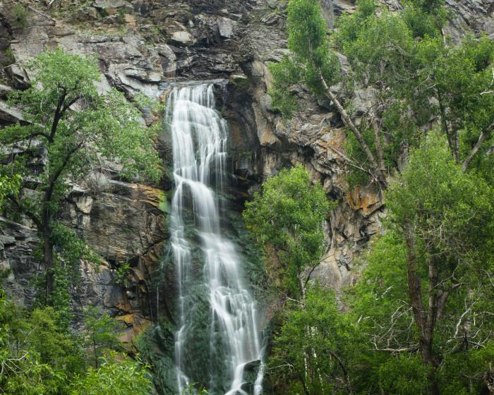 9. Bridal Veil Falls, South Dakota