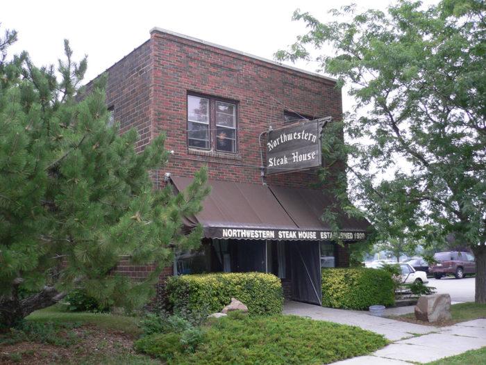6. Northwest Steak House, Mason City