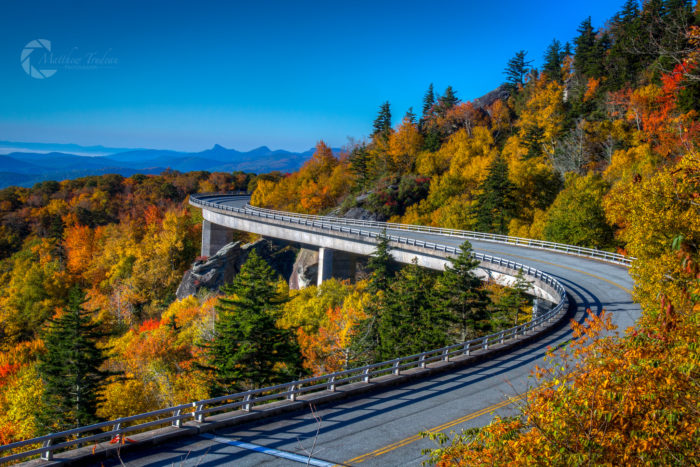 11. While the Blue Ridge Parkway is home to abundant views, Linn Cove Viaduct is THE ultimate Blue Ridge Parkway experience.