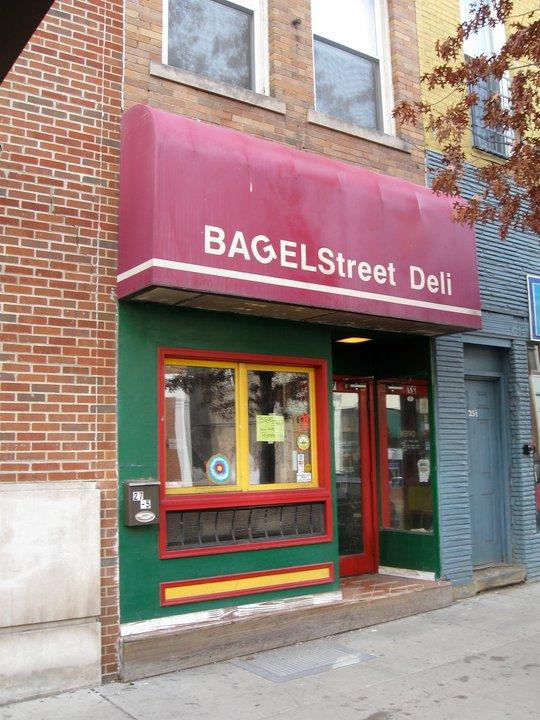 10. Bagel Street Deli (Athens)