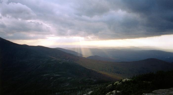 5. Mountains