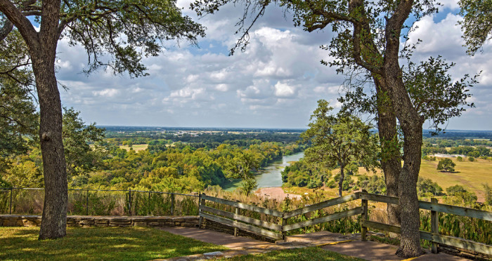 14. Explore, sit down, breathe...Yeah...It's nice from up here at Monument Hill & Kreische Brewery State and Historic Site.