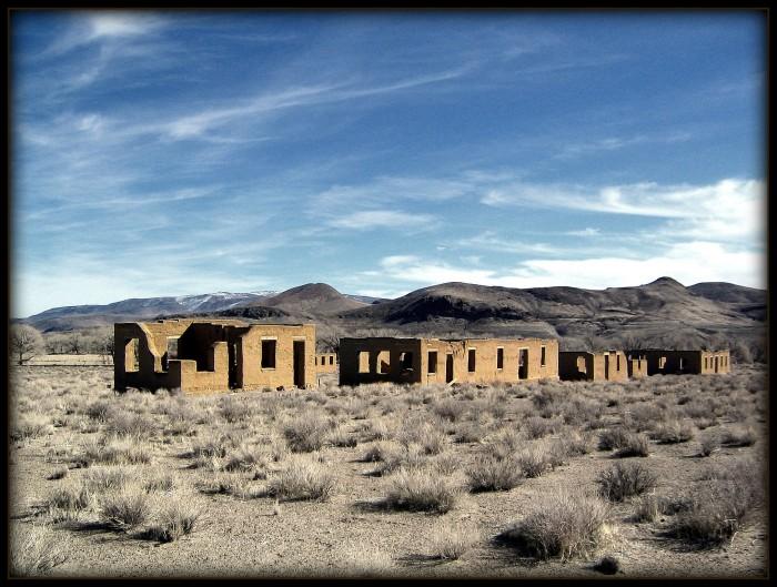 1. Fort Churchill - Silver Springs, NV
