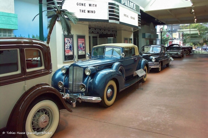 4. Nevada has many incredible museums, including Reno's National Automobile Museum and...