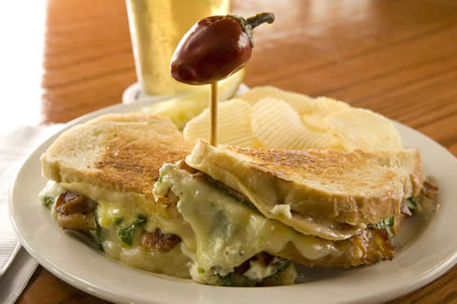 4. Hammontree's Grilled Cheese in Fayetteville