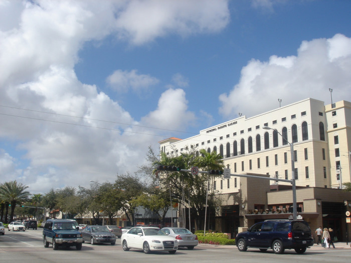 7. Miracle Mile, Coral Gables - Midnight Cowboy