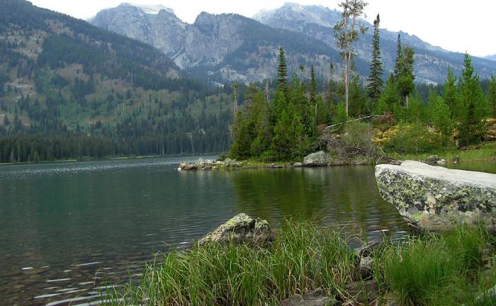 12. Taggart Lake